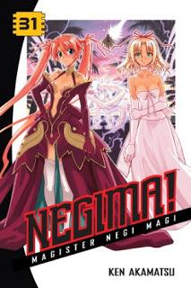Negima! Manga Volume 31 Review