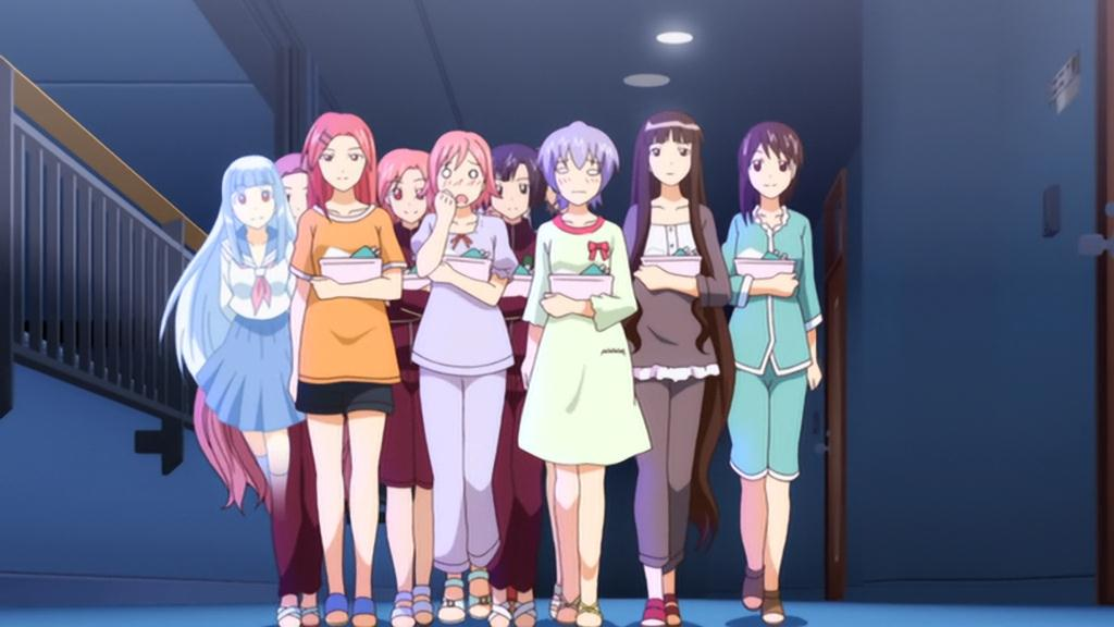 mahou sensei negima season 2 episode 1