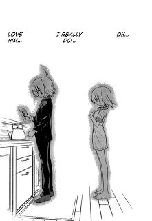 Hayate the Combat Butler Manga Chapter 382