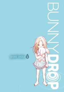 Bunny Drop Manga Volume 01