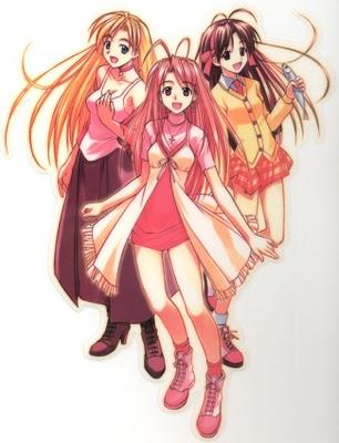 Akamatsu-sensei girls