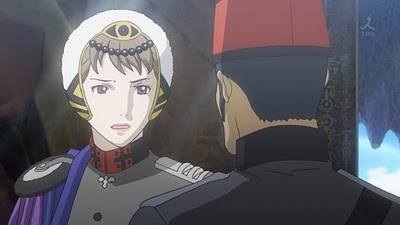 Last Exile: Fam, the Silver Wing - 13