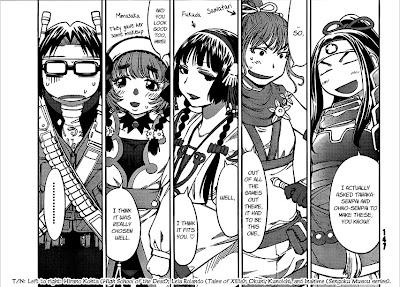 Genshiken Nidaime Manga Chapter 75