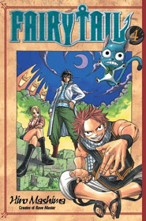 Fairy Tail Manga Volume 04