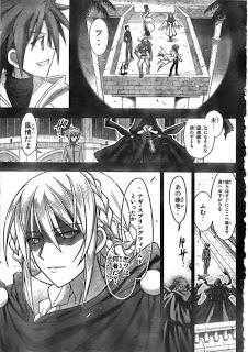Negima! Manga Vol 36 Ch 325