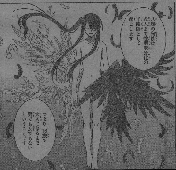 UQ Holder Chapter 16 SPOILER Images (Update #3