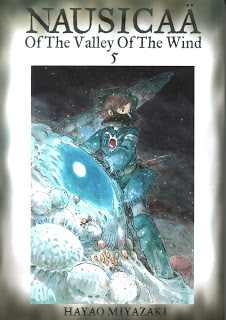 Nausicaa of the Valley of the Wind Volume 5