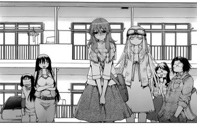 Genshiken Nidaime Manga Chapter 57