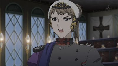 Last Exile: Fam, the Silver Wing - 18