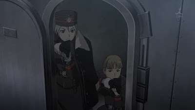 Last Exile: Fam, the Silver Wing - 19