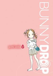Bunny Drop Manga Volume 02