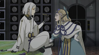 Last Exile: Fam, the Silver Wing - 01