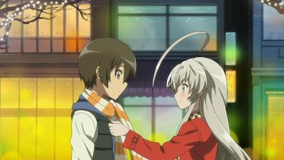 Haiyore! Nyaruko-san Episode 08