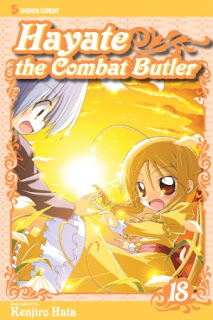Hayate the Combat Butler Volume 18