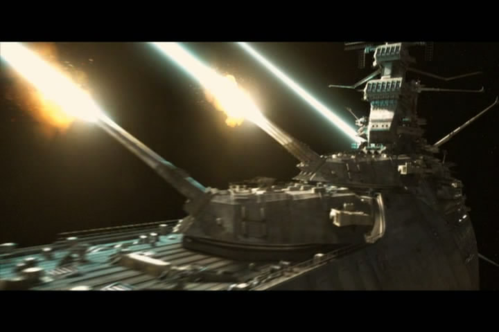 Space Battleship Yamato (Live-Action Movie) Review ...