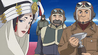 Last Exile: Fam, the Silver Wing - 11