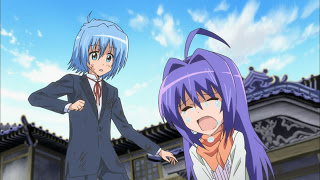Hayate the Combat Butler: Can't Take My Eyes Off You - 02