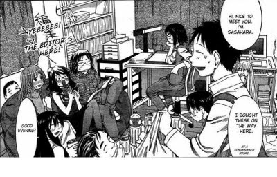 Genshiken Chapter 56 Manga Review