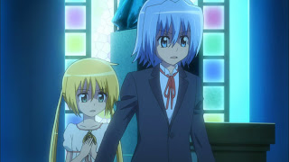 Hayate the Combat Butler: Can't Take My Eyes Off You - 11