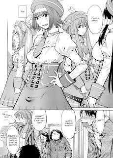 Genshiken Nidaime Manga Chapter 81