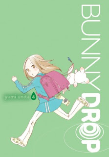 Bunny Drop Manga Volume 04