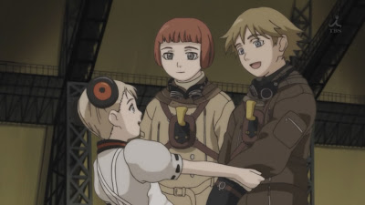 Last Exile: Fam, the Silver Wing - 15.5