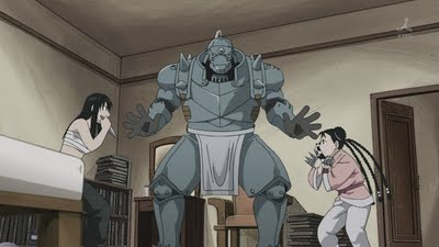 Fullmetal Alchemist Brotherhood - 29