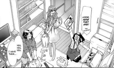 Genshiken Nidaime Manga Chapter 58