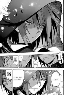 Negima! Manga Vol 36 Ch 334