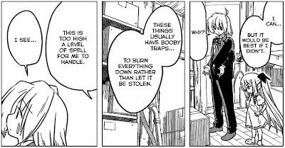 Hayate the Combat Butler Manga Chapter 367