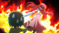 Hayate the Combat Butler: Can't Take My Eyes Off You – 05