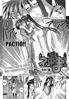Negima! Manga Vol 38 Ch 349