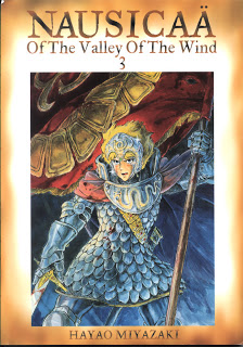Nausicaa of the Valley of the Wind Volume 3