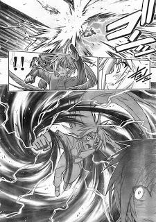 Negima! Manga Vol 35 Ch 324