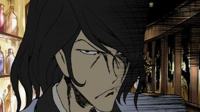 Lupin III: A Woman Called MINE Fujiko - 03