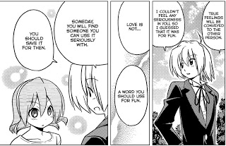 Hayate the Combat Butler Manga Chapter 376