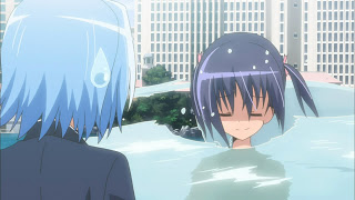 Hayate the Combat Butler: Can't Take My Eyes Off You - 08