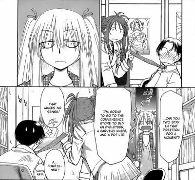 Genshiken Nidaime Manga Chapter 59