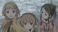Last Exile: Fam, the Silver Wing - 12