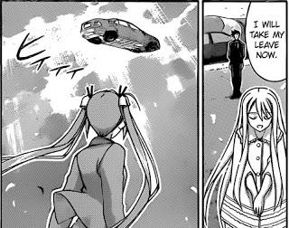 Negima! Manga Vol 38 Ch 352