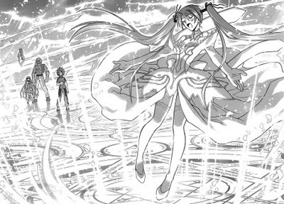 Negima! Manga Vol 36 Ch 335