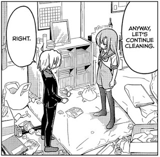 Hayate the Combat Butler Manga Chapter 375