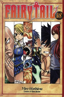 Fairy Tail Manga Volume 18 Review