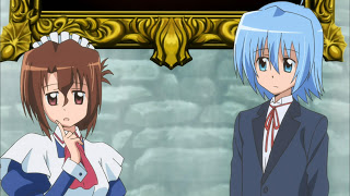 Hayate the Combat Butler: Can't Take My Eyes Off You - 01