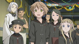 Last Exile: Fam, the Silver Wing - 09