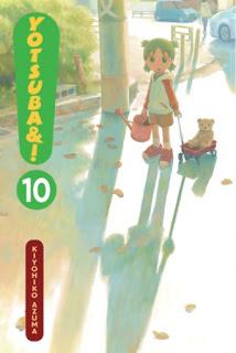 Yotsuba&! Volume 10