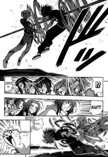 Negima! Manga Vol 36 Ch 329