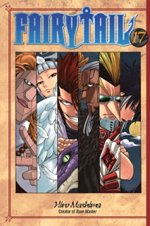 Fairy Tail Manga Volume 17