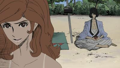 Lupin III: A Woman Called MINE Fujiko - 07