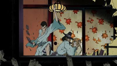Lupin III: A Woman Called MINE Fujiko - 09